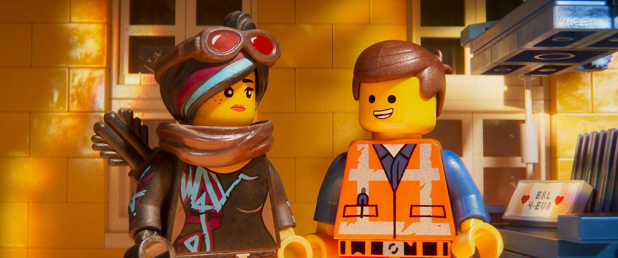 WATCH: LEGO Movie 2 Gets A Trailer