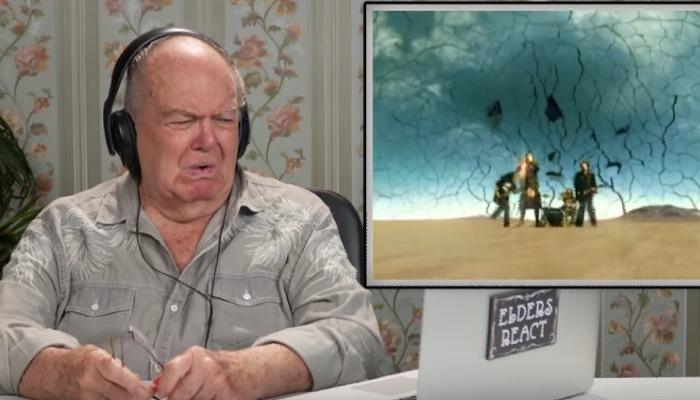 WATCH: Elders React To Korn