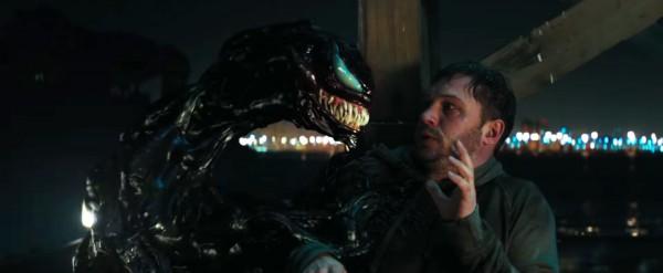 WATCH:  Venom ComicCon Trailer