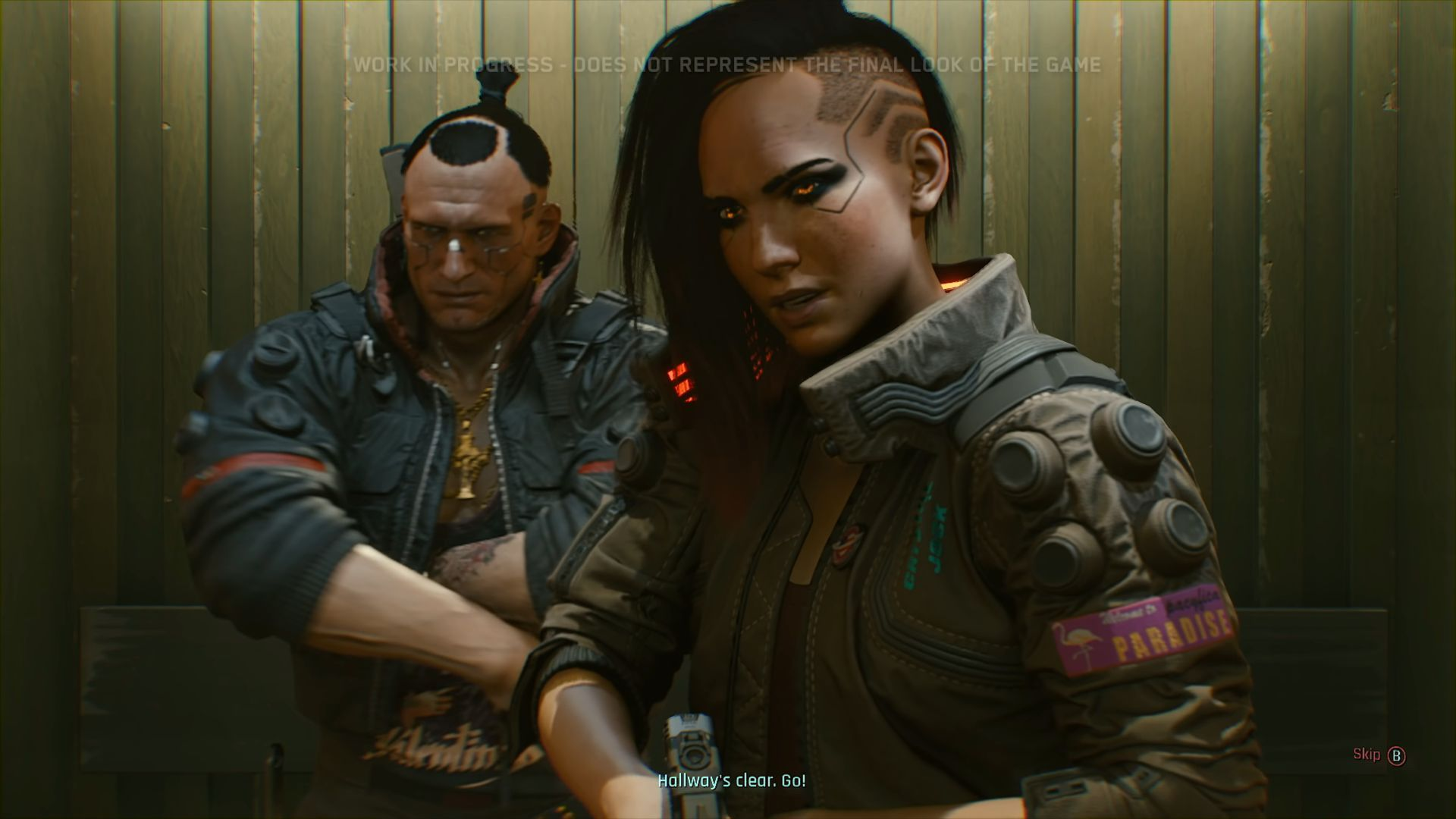 WATCH: 48 Minutes of 'Cyberpunk 2077' Gameplay
