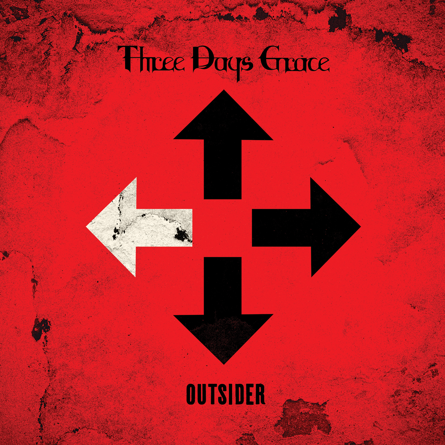 Three Days Grace - Infra-Red