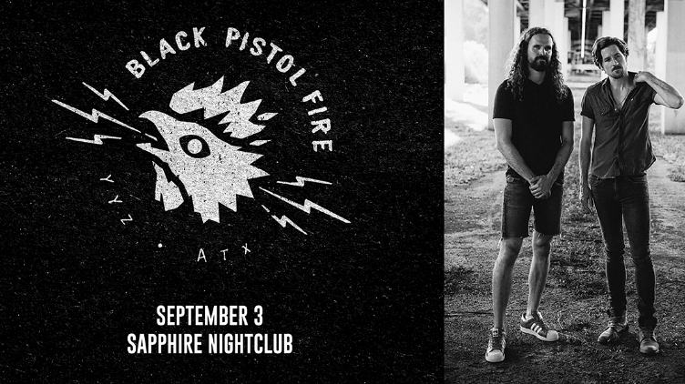 Sue Chats with Eric from Black Pistol Fire
