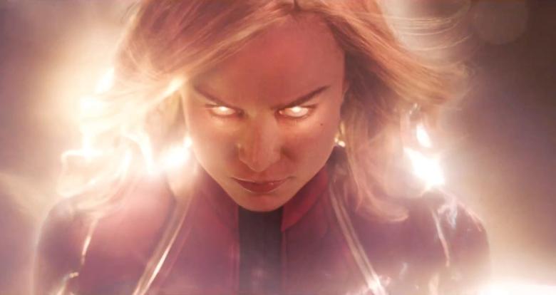Image result for captain marvel trailer