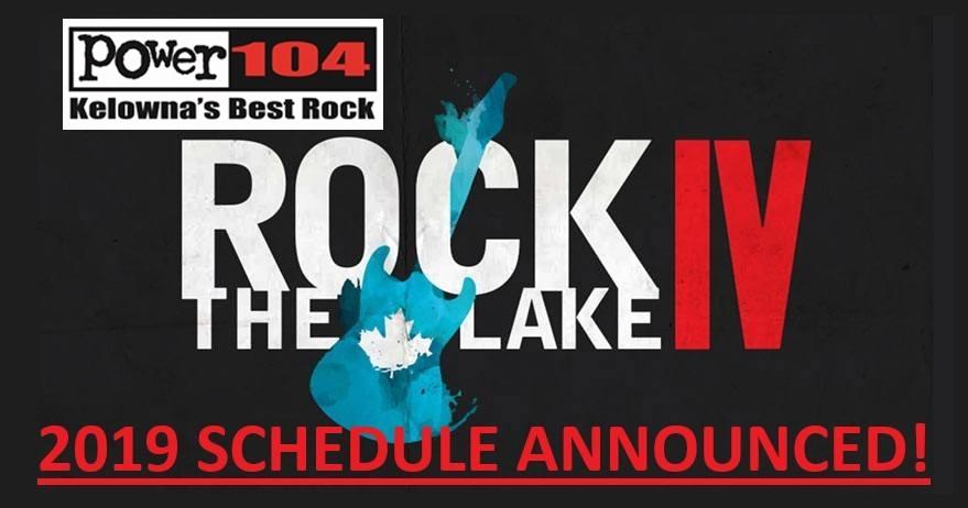 Rock The Lake | POWER 104 FM