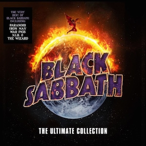 Black Sabbath to Release 'Ultimate Collection'