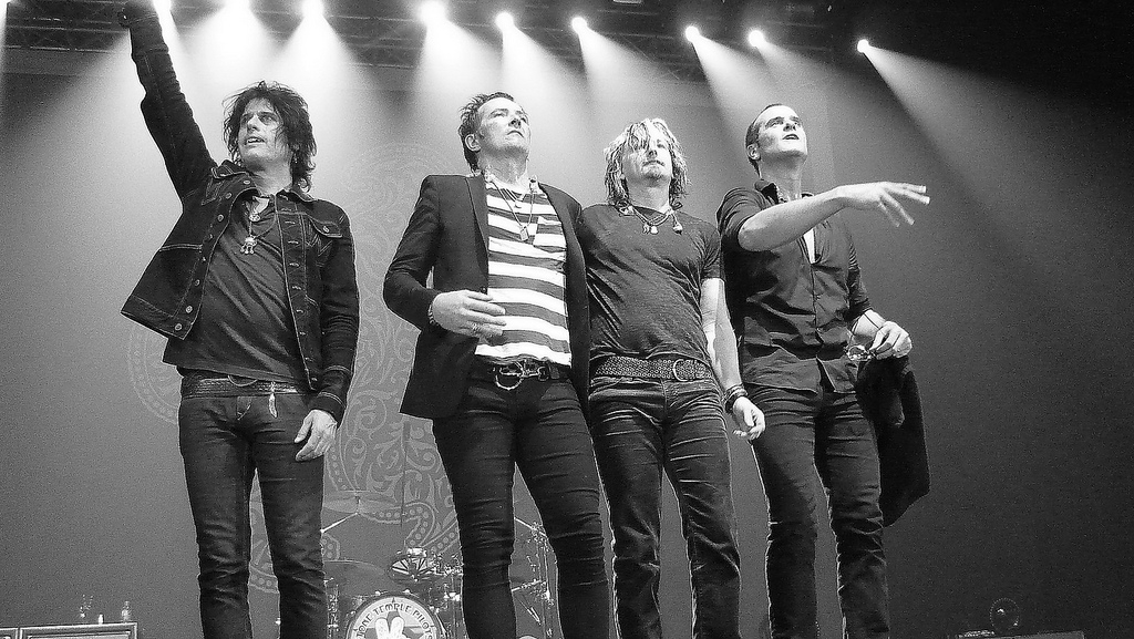 Stone Temple Pilots to Continue Using Name