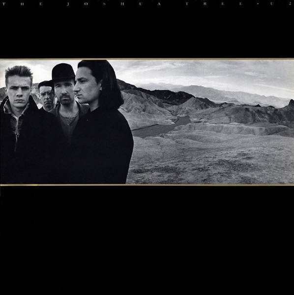 U2 Reissuing 'The Joshua Tree' for 30th Anniversary