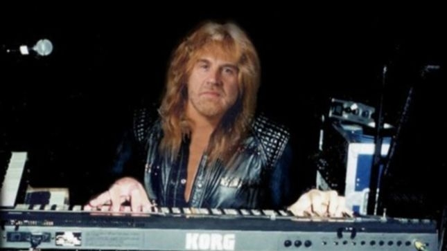 Black Sabbath Keyboardist Geoff Nicholls Dead at 68