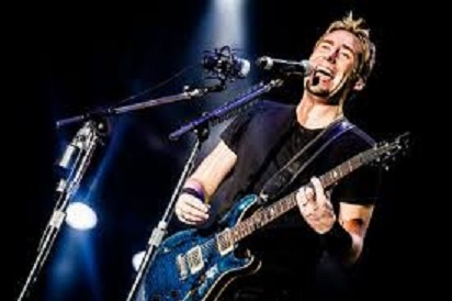 Nickelback Working on 9th Album