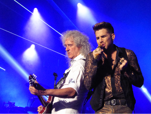 Queen + Adam Lambert to Play Edmonton in July