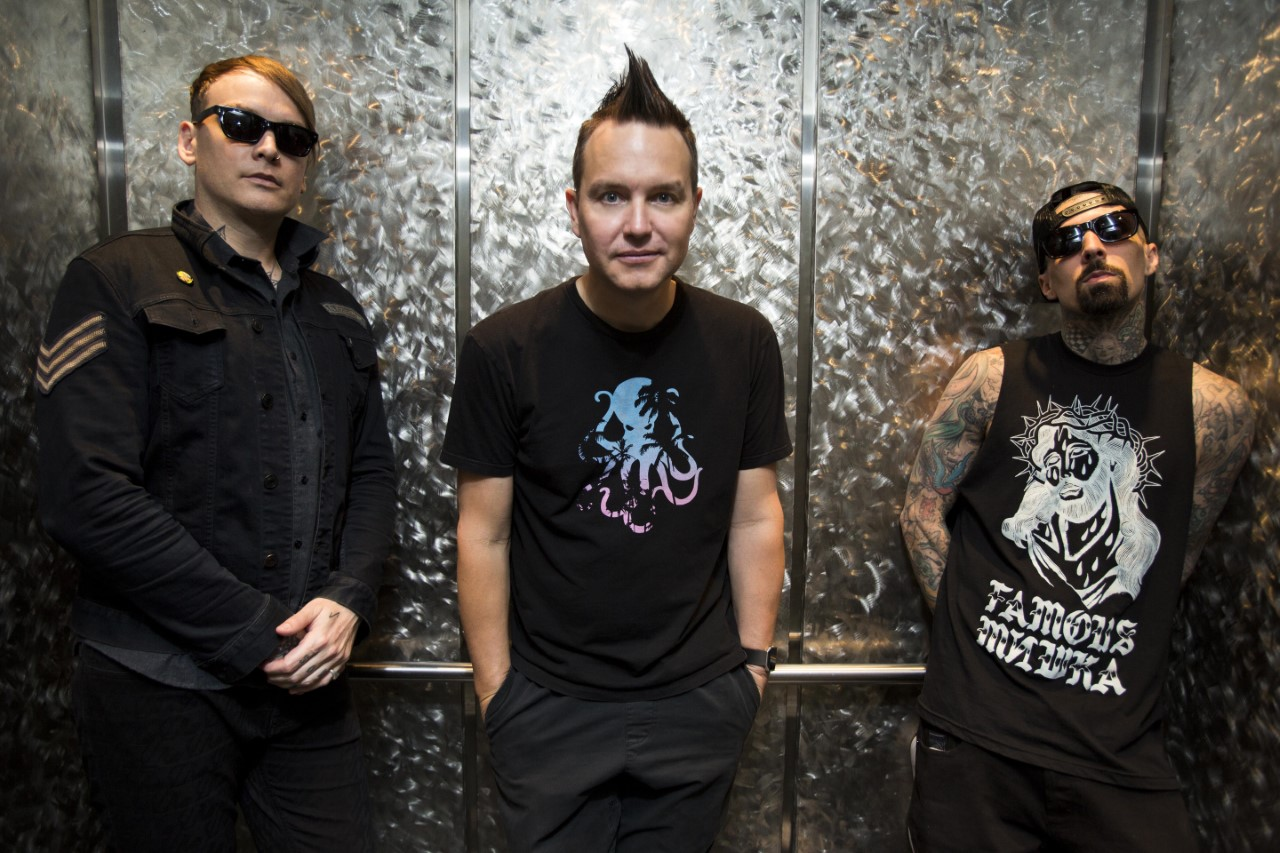 Blink 182 to Record New Album Later This Year