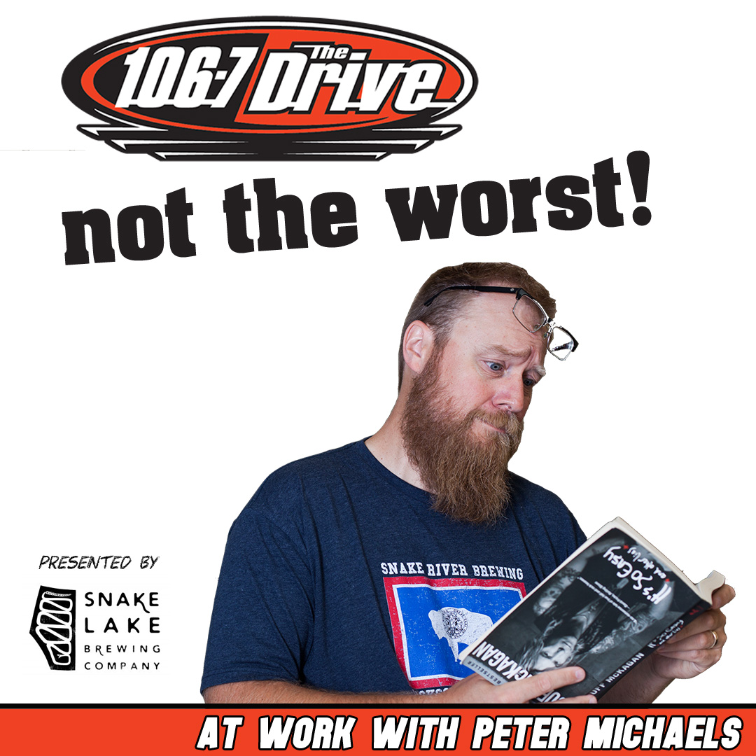 program | at work with peter michaels | 1067thedrive