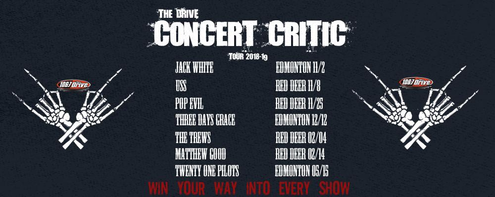 Concert Critic