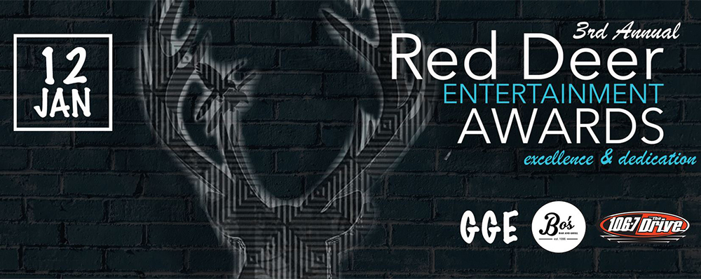 Red Deer Entertainment Awards Voting