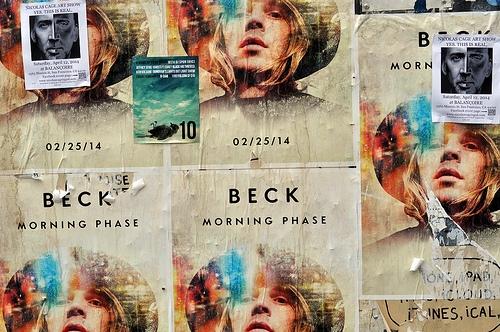 New Beck album