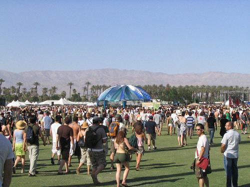 Win a trip to Coachella!