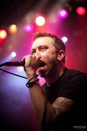 Rise Against in Abbotsford