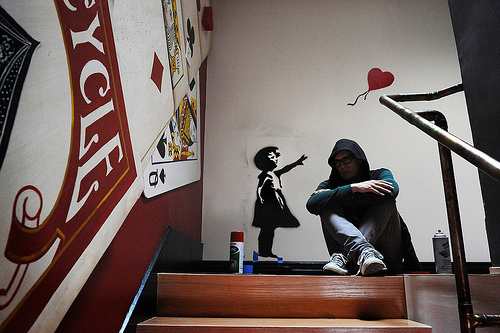 Banksy has a hotel, and Trent Reznor has supplied music....