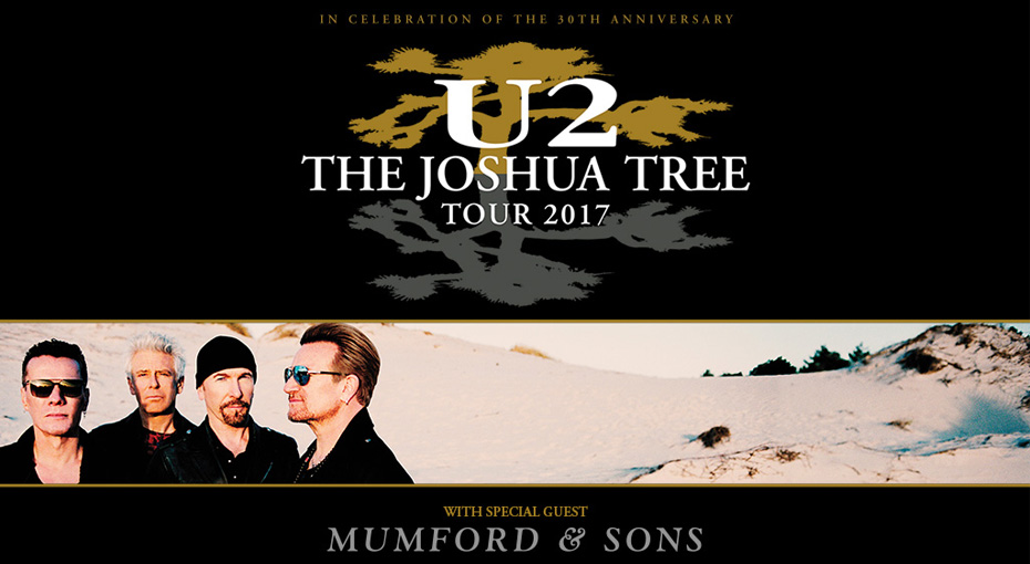 Win U2 Tickets!