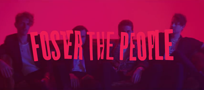 SUBWAY® Check This Out: Foster The People