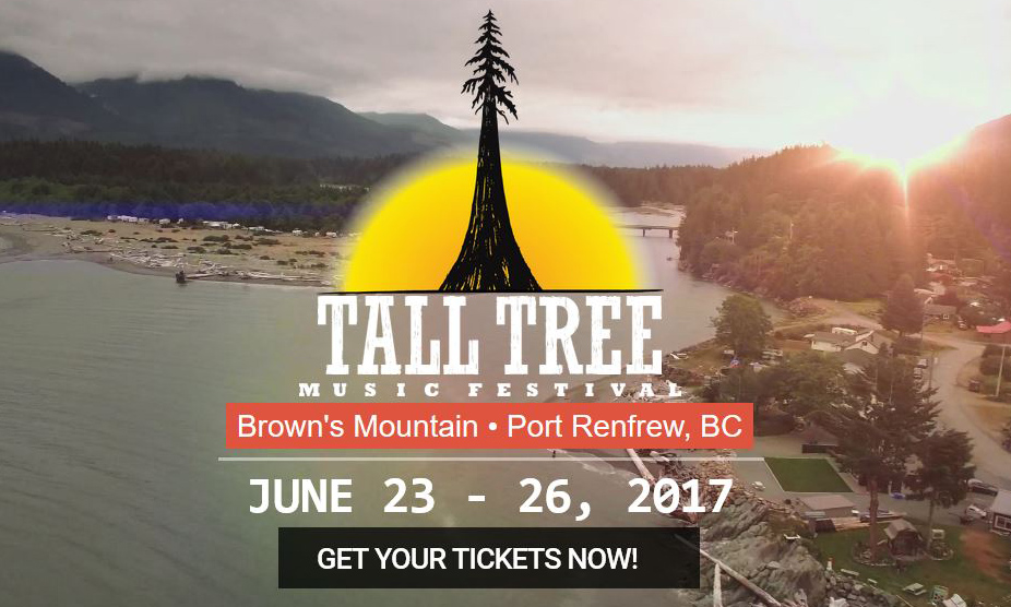 Tall Tree Fest ticket exchange