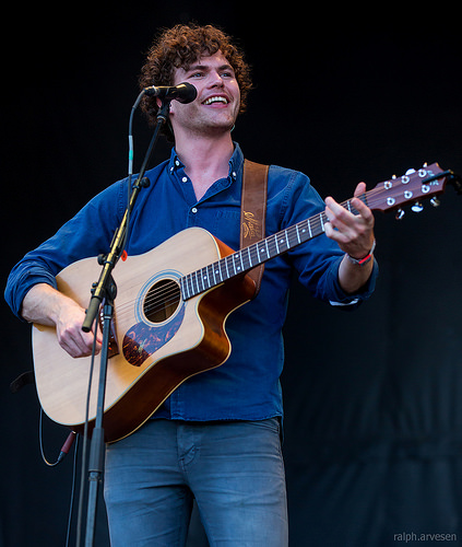 New Vance Joy song