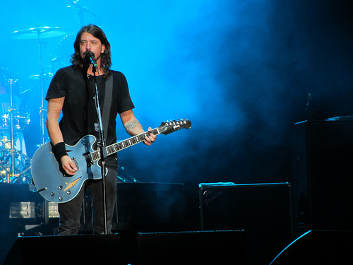 New Foo Fighters song