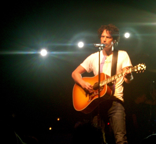 News on Chris Cornell and his legacy