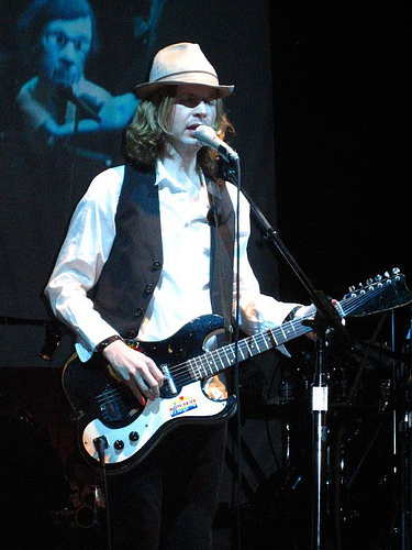 New Beck song