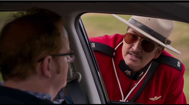 WATCH: Mounties are in Super Troopers 2