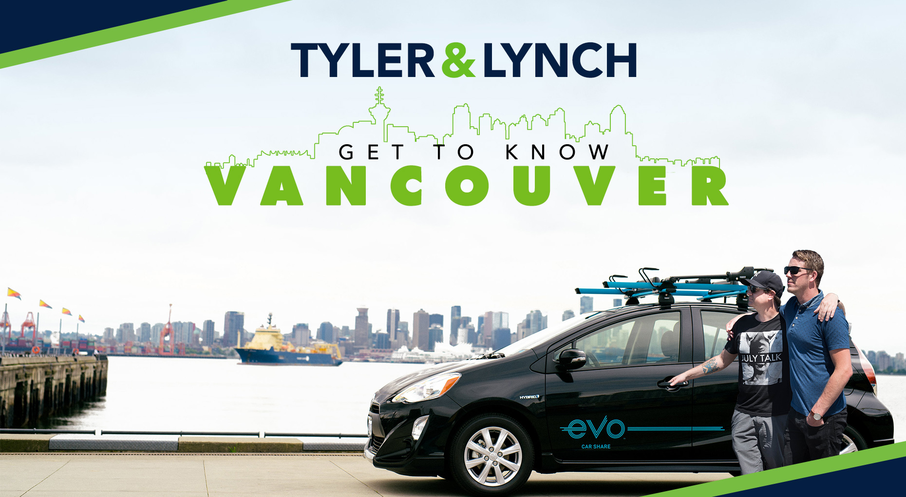 Tyler & Lynch Get To Know Vancouver