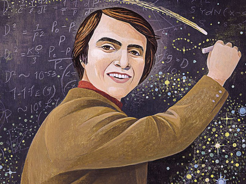 Carl Sagan's Blue Dot