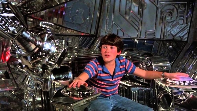 More '80's Remakes: A Re-Vamped Flight Of The Navigator is Coming