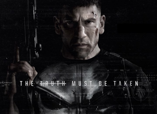WATCH: New Trailer for The Punisher has Release Date