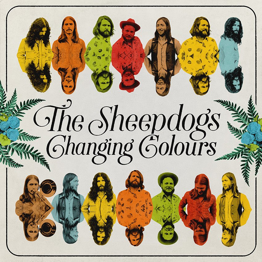 First Listen of NEW Sheepdogs