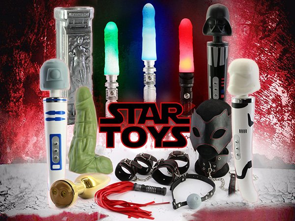 Just In Time For Christmas: Star Wars Sex Toys