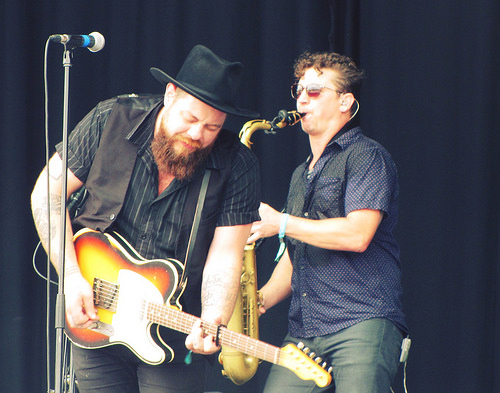 LISTEN: New Music from Nathaniel Rateliff & The Night Sweats