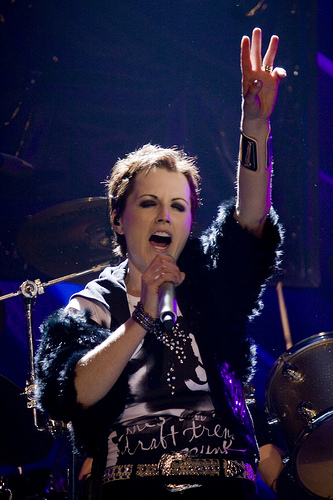 Rest Easy Dolores O'Riordan
