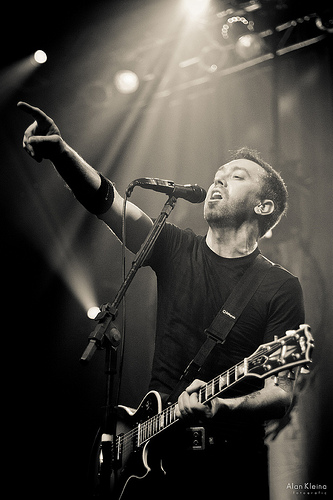 New Rise Against track-House On Fire