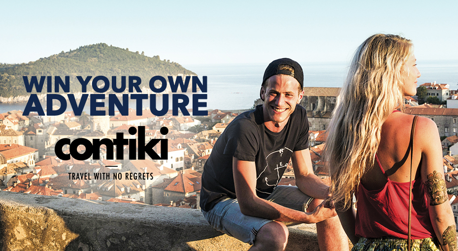 Win your own Contiki Trip