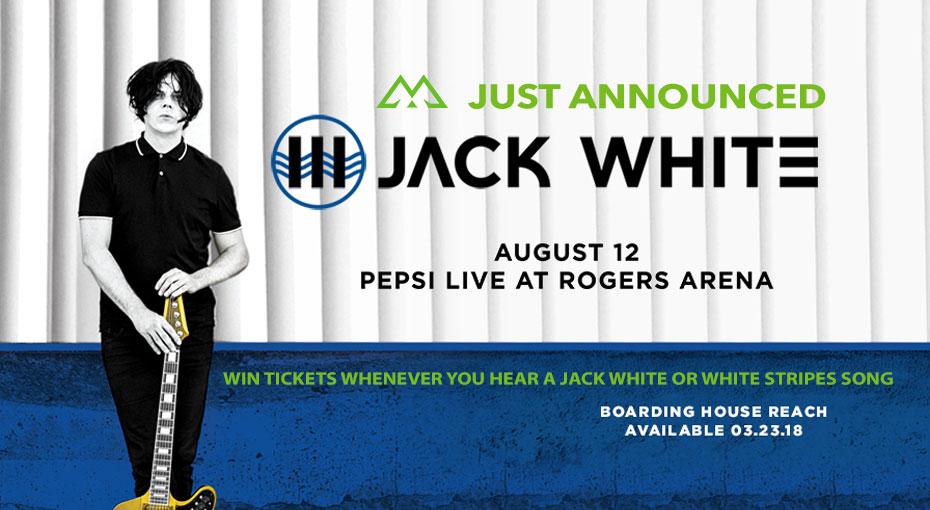Jack White tickets