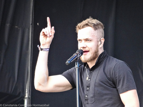 Imagine Dragons have a new song and a new tour