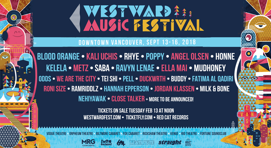 Westward Music Festival – Email Exclusive