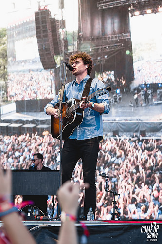 Vance Joy on Corden