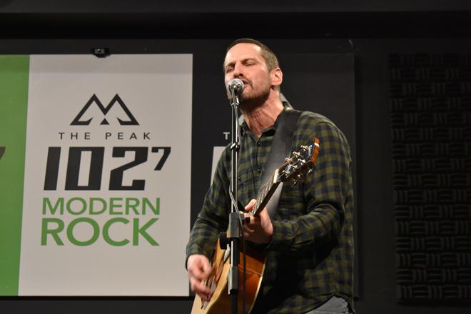 Sam Roberts Band in THE PEAK Lounge