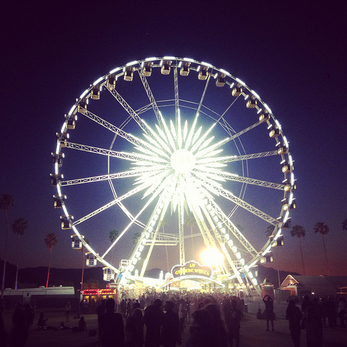 Coachella weekend 1 wrap, and Weekend 2