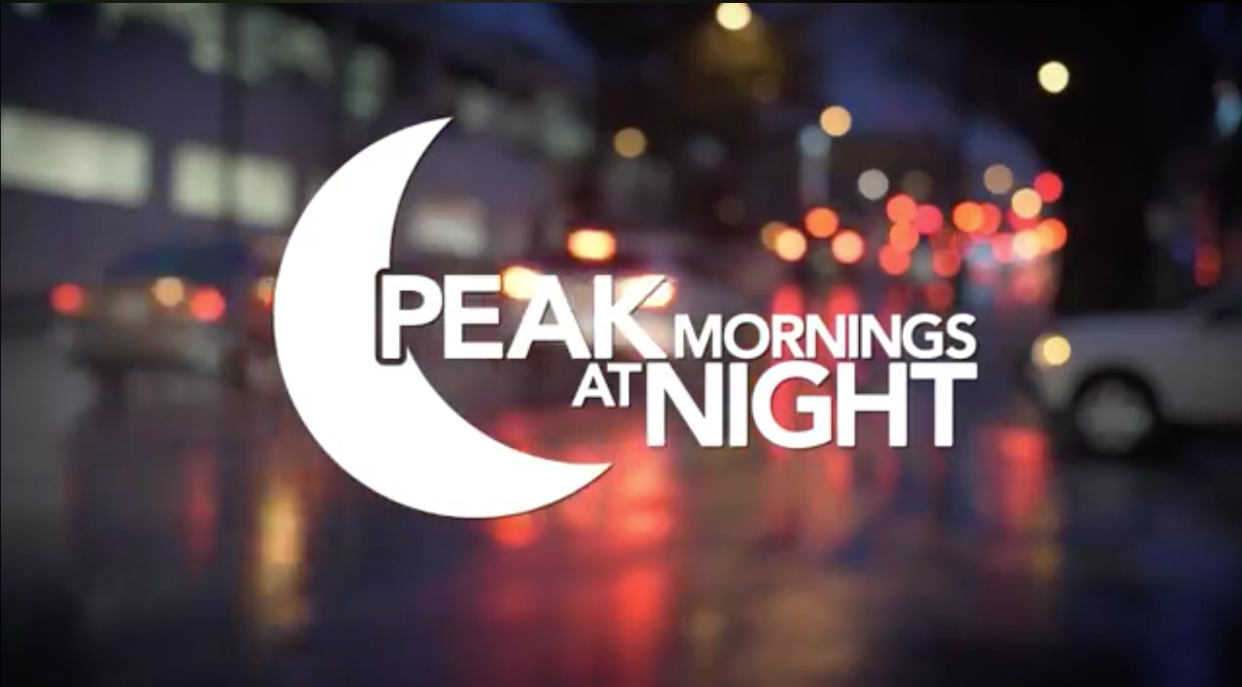 PEAK Mornings At Night - Episode 6
