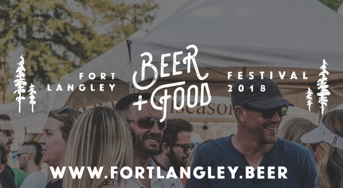 Win VIP tickets to the Fort Langley Beer & Food Festival