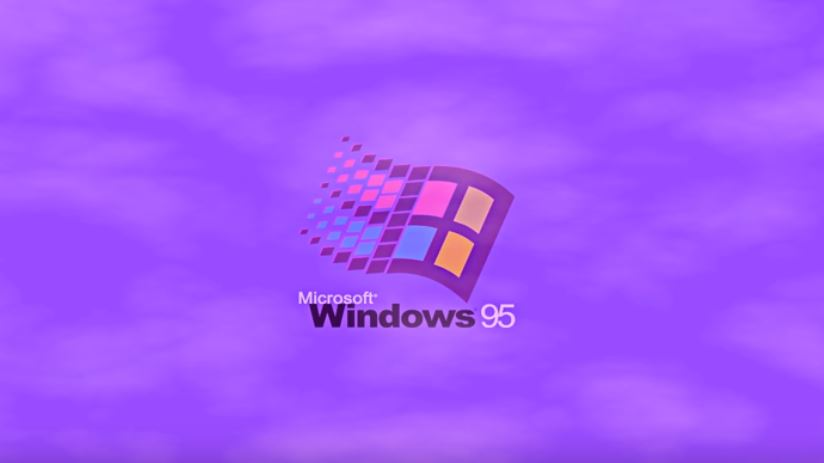 LISTEN: Windows 95 Startup Sound Slowed 4000%