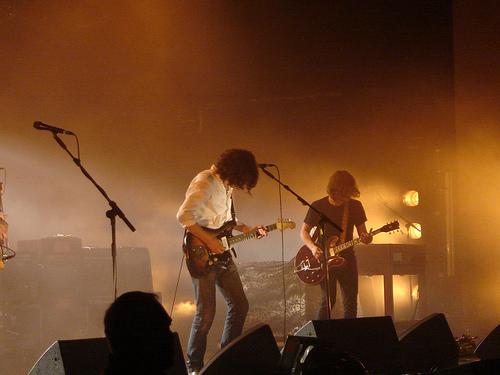 Arctic Monkeys new vid